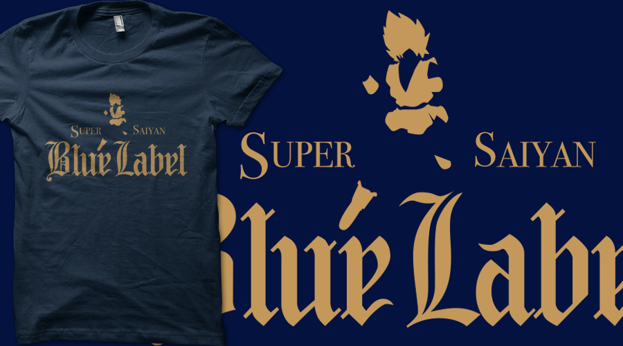 Super Saiyan Blue Label - Goku
